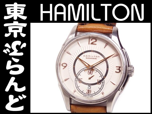 ハミルトン ジャズマスタープチセコンド 腕時計 3