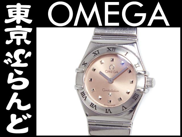 オメガ コンステレーション マイチョイス 腕時計5
