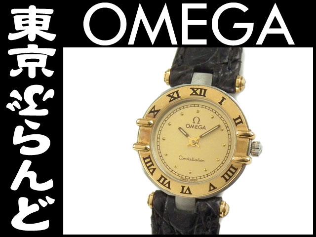 オメガ コンステレーションレディース腕時計コンビ1