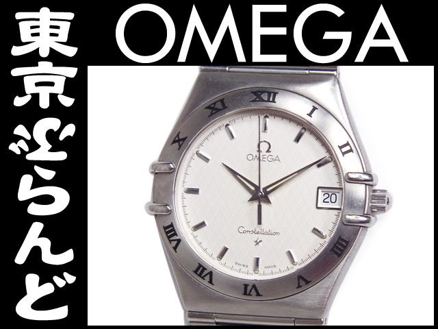 オメガ コンステレーション メンズ腕時計 6