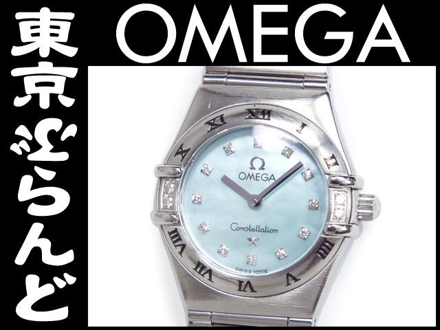 オメガ コンステレーション レディース腕時計 10
