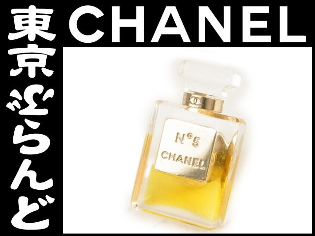 シャネル No.5 香水モチーフ ピンバッジ ブローチ1