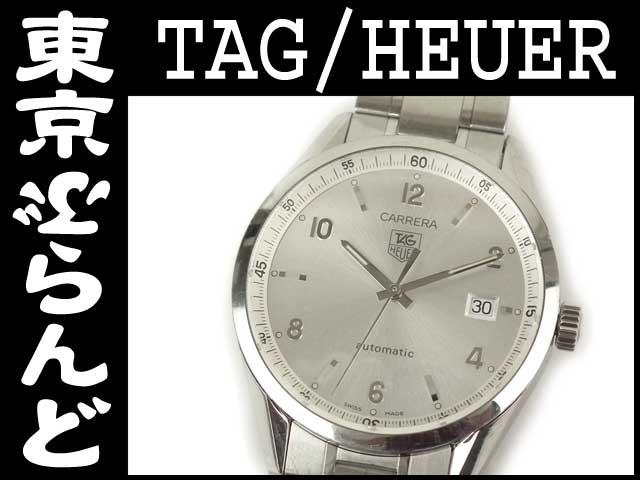 タグホイヤー カレラ WV211A メンズ腕時計シルバー10