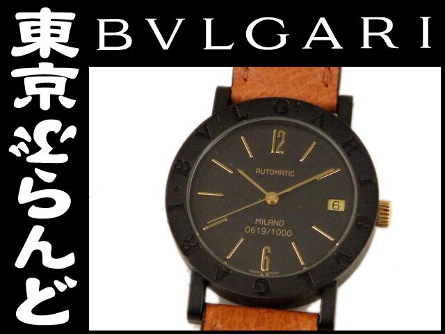 ブルガリブルガリ BB33VLD メンズ時計 ミラノ限定 7