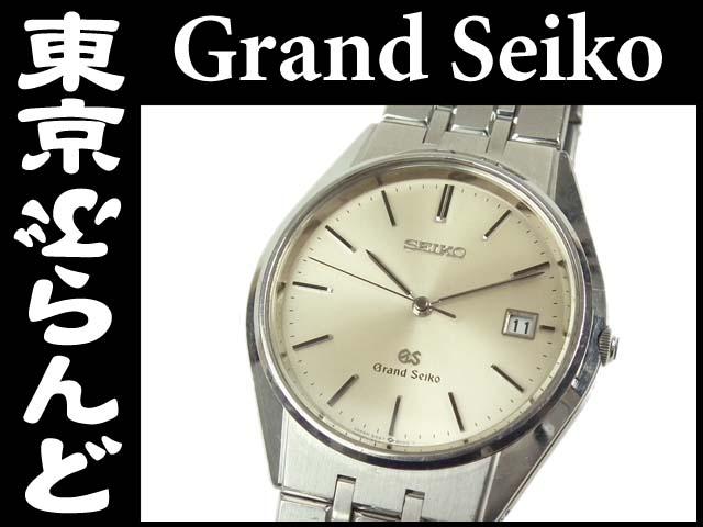 80d8529580 グランドセイコー 95878000 メンズ腕時計 QZ 6. 買取価格