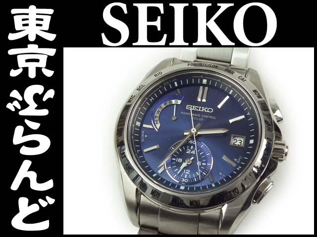 セイコー ブライツ 8B540AA0 メンズ腕時計 3