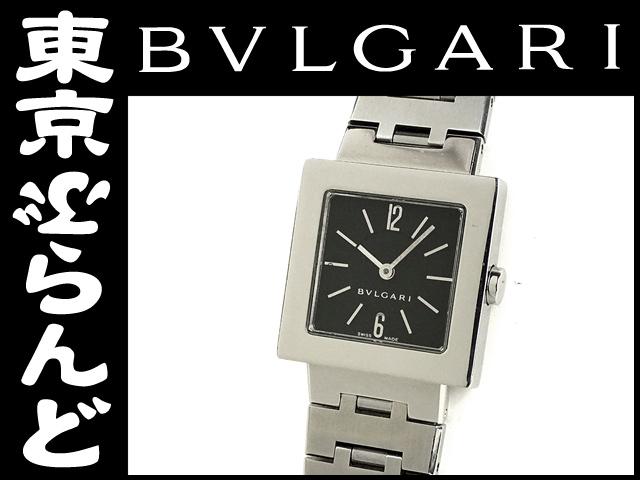 ブルガリ クアドラート レディース腕時計 SQ22SS 4