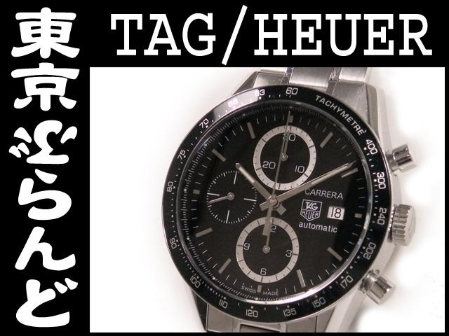 タグホイヤー カレラクロノ CV2010 メンズ腕時計 10