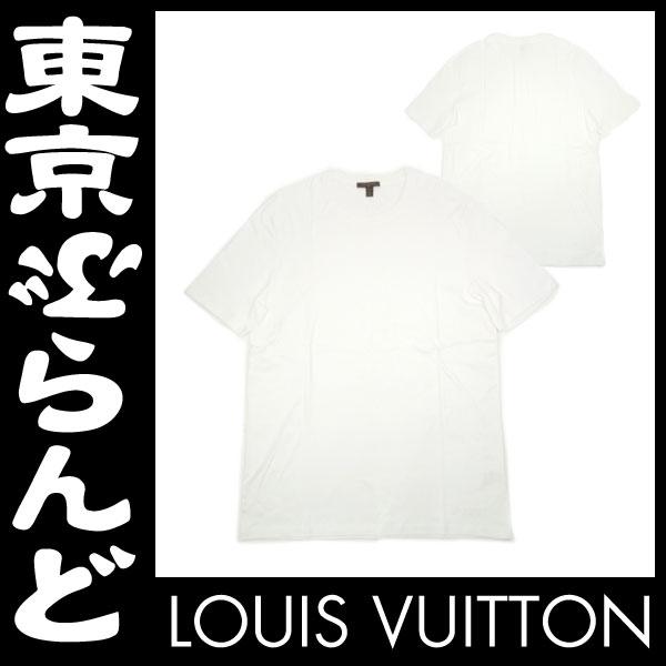 ルイ・ヴィトン メンズ 半袖 Tシャツ XL 白 1 apm
