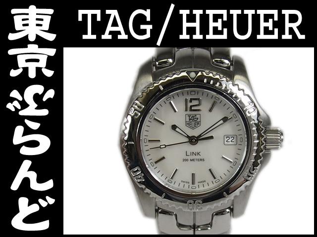 タグホイヤー リンク レディース腕時計 WT131H QZ 4