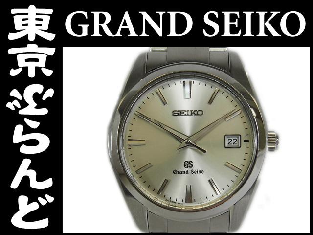 グランドセイコー SBGX063 メンズ腕時計 Qz 10