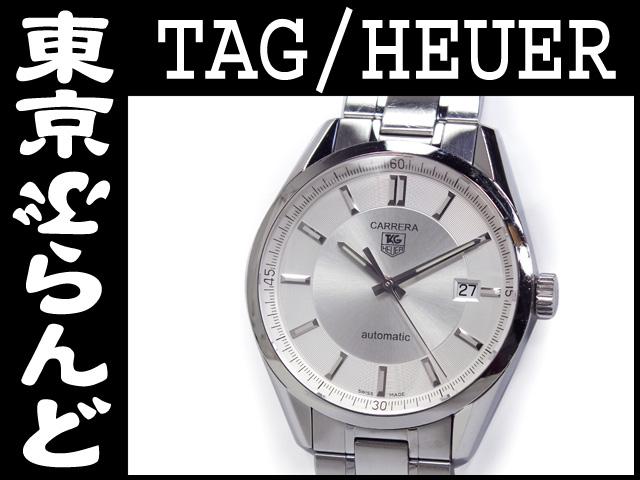 タグホイヤー カレラ メンズ腕時計 WV211A 10
