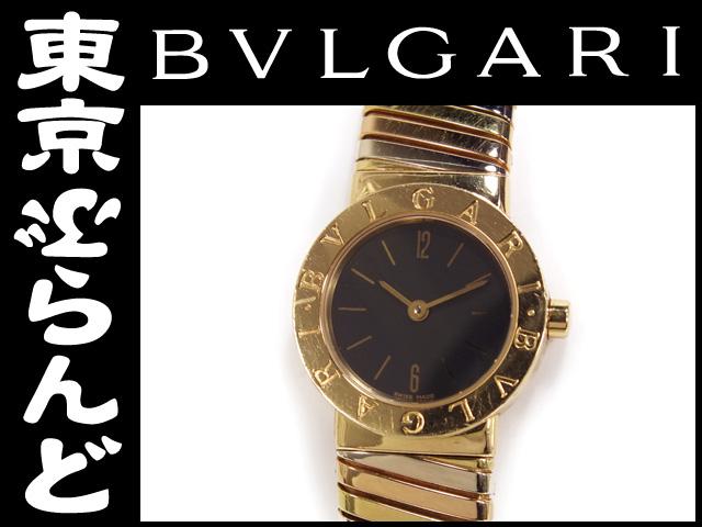 ブルガリ ブルガリブルガリトゥボガス 腕時計 K18