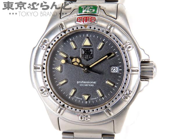 タグホイヤー プロフェッショナル レディース腕時計
