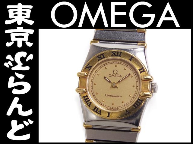 オメガ コンステレーション レディース腕時計 Qz