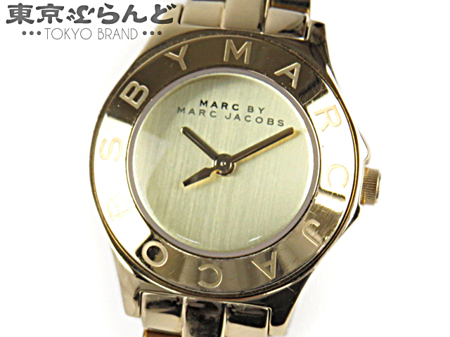 マークジェイコブス レディース腕時計 BMB3131 QZ