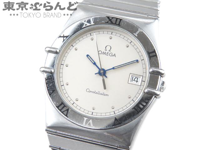 オメガ コンステレーション デイト メンズ腕時計QZ