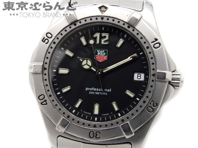 タグホイヤー プロフェッショナル200m メンズ腕時計