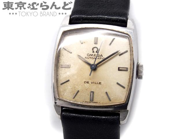 オメガ デビル レディース腕時計 アンティーク