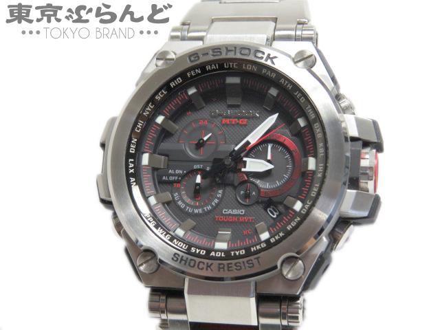 カシオ CASIO G-SHOCK MTG-S1000D 電波腕時計