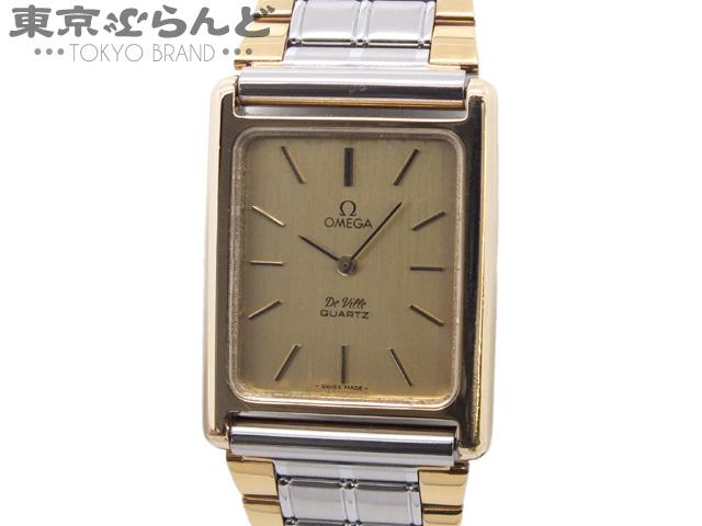 オメガ OMEGA デビル メンズ腕時計 Qz