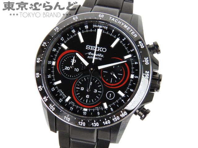 セイコー ブライツアナンタSAEK019クロノ腕時計限定