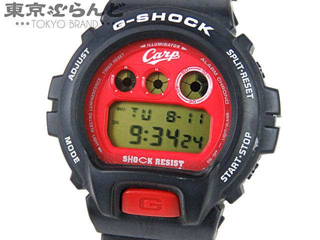 カシオG-SHOCK広島カープ2012限定DW6900FS腕時計2