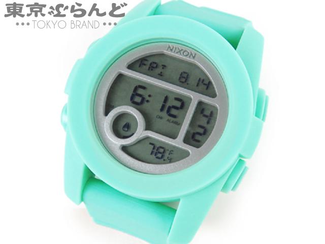 ニクソン 男女兼用腕時計 ユニット40 ライトブルー