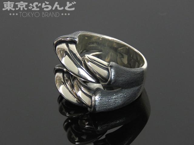 ブラッディマリー クローリング 指輪 SV925 #30