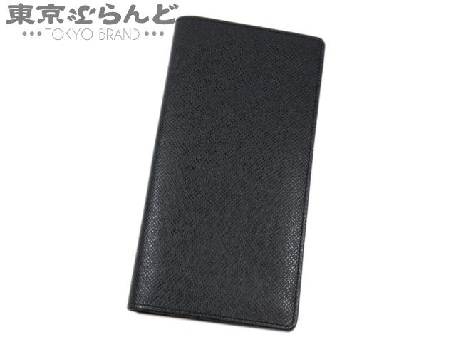 ヴィトン タイガ ブラザ 二つ折り長財布 M32572 黒