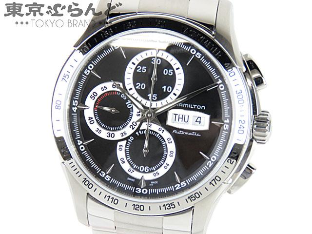 ロードハミルトン ジャズマスタークロノ 腕時計 AT