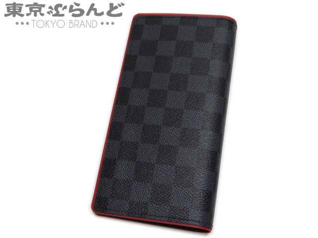 ヴィトンダミエグラフィットブラザ長財布N63254未使用