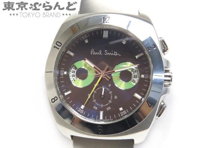 ポールスミス Paul Smith メンズ腕時計 クロノ
