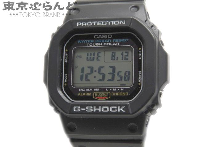 カシオ G-SHOCK G-5600E 腕時計 タフソーラー