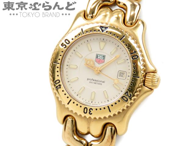 1円 タグホイヤー セル プロレディース腕時計ジャンク