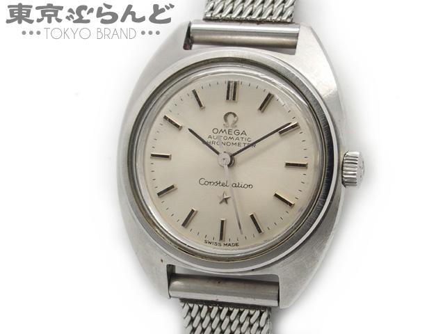 オメガ コンステレーション レディース腕時計 AT 4