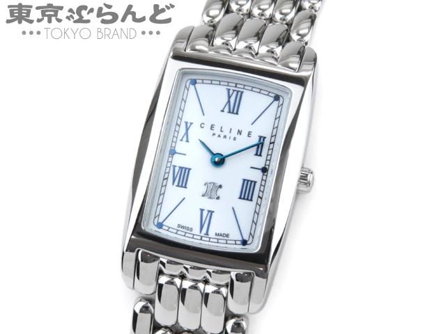 セリーヌ レディース腕時計 QZ C78114000 1