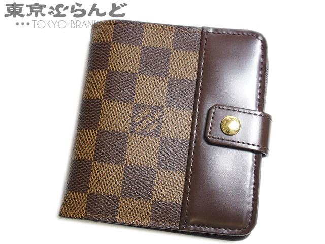 ヴィトン ダミエ コンパクトジップ 財布 N61668 2