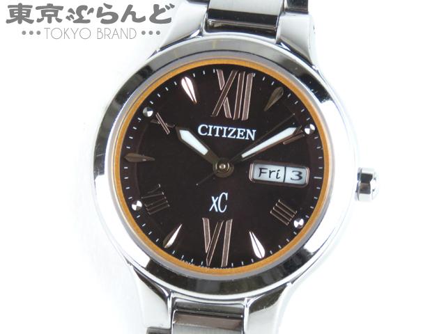 1円 シチズン XCソーラー エコドライブ 婦人時計