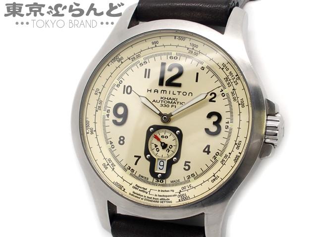 ハミルトン カーキ アビエーション メンズ腕時計 2