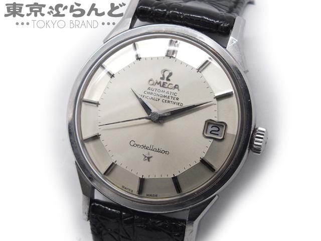 オメガ コンステレーション 12角 メンズ腕時計