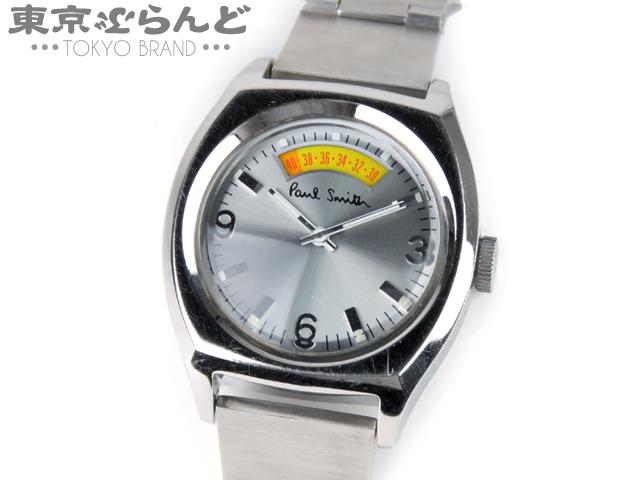 ポールスミス メンズ腕時計 SS/QZ センターF325