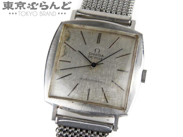 1円 オメガ デビル デヴィル アンティーク メンズ時計