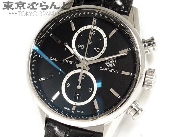 1円タグホイヤーカレラクロノ時計CAL.1887 CAR2110