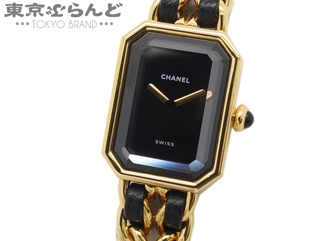 シャネル 美品! プルミエール 腕時計 Qz Sサイズ 8