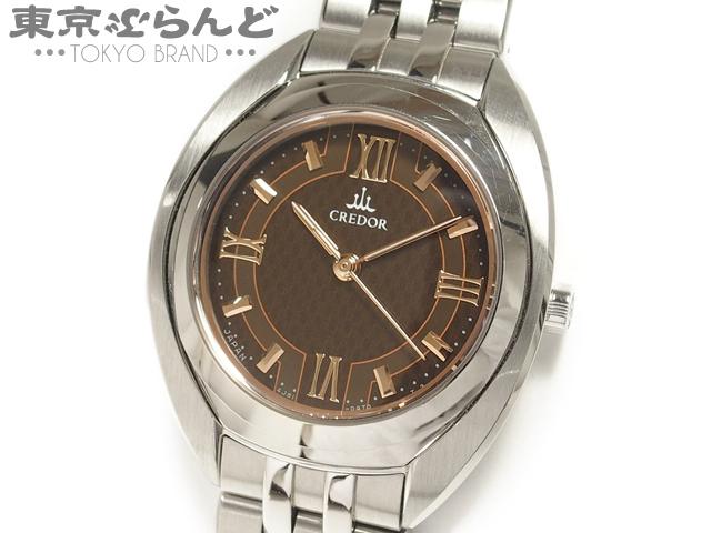 セイコー クレドール シグノ 婦人腕時計 GSAS053 VQ